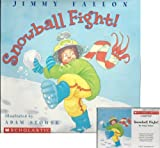 img - for Snowball Fight! Book and Audiocassette Tape Set (Paperback Book and Audio Cassette Tape) book / textbook / text book