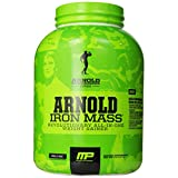 Top Arnold Schwarzenegger Series 2.27Kg Vanilla Malt Iron Mass Review-image