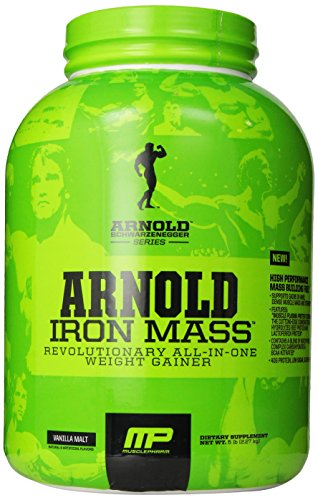 how to train for mass arnold schwarzenegger