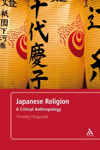 Japanese Religion: A Critical Anthropology