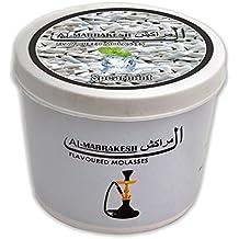 HOOKAH AL-MARRAKESH SPEARMINT FLAVOUR 500 GRAMS BUCKET