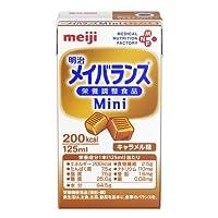 明治 メイバランスMini キャラメル味 125ml×12個