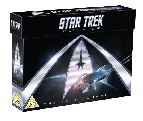 Star Trek: The Original Series Complete [DVD]