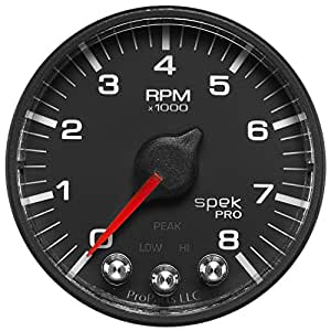 "Amazon.com: Pro Parts P334328 Spek-Pro 2-1/16"" Electric In-Dash"