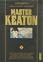 Master Keaton Deluxe Vol.8