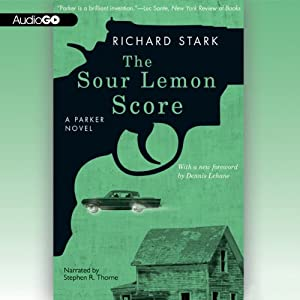 The Sour Lemon Score: A Parker Novel | [Richard Stark]