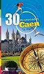 30 promenades Caen la mer