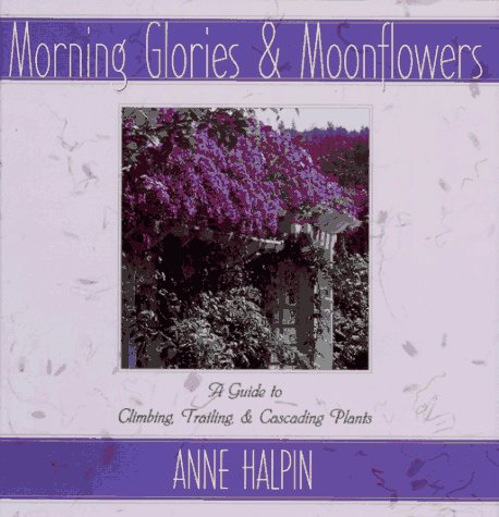 Image for Morning Glories and Moonflowers: A Guide to Climbing, Trailing, and Cascading Plants