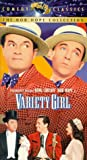 Image of Variety Girl [VHS]