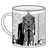 進撃の巨人 壁マグカップ