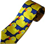 Pop Tease Duck Necktie as seen on How I Met Your Mother Barneys Ducky Tie ,