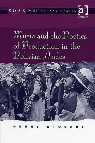 Music and the Poetics of Production in the Bolivian Andes (Soas Musicology Series) (Soas Musicology Series)