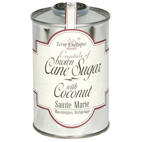 Buy La Terre Exotique Brown Cane Sugar – Coconut, 8.8 Ounce Unit (Pack of 2)