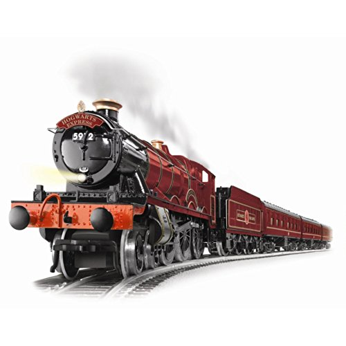 Warner Bros. Harry Potter Hogwarts Express Electric Train Set By Lionel
