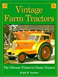img - for Vintage Farm Tractors book / textbook / text book