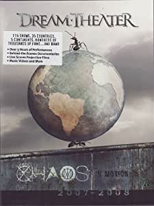 Dream Theater - Chaos in Motion ( 2 DVD)