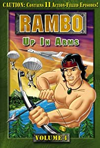 Rambo (Animated Series), Volume 4 - Up In Arms [Import]