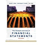 img - for [(The Analysis and Use of Financial Statements )] [Author: Gerald I. White] [Aug-2008] book / textbook / text book