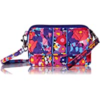 Vera Bradley All in One Crossbody Bag & Wristlet
