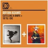 Bryan Adams 2 For 1: 18 Til I Die / Cuts Like a Knife