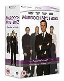 echange, troc Murdoch Mysteries - Series 1 - 3 Boxset [Import anglais]