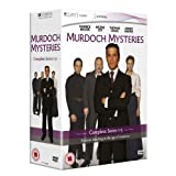 Murdoch Mysteries - Series 1 -3 Box Set [DVD]by Yannick Bisson