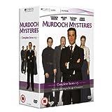 Murdoch Mysteries - Series 1 -3 Box Set [DVD]by Yannick Bisson