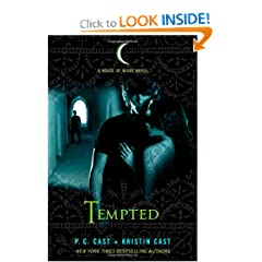 Tempted  House of Night 6 (req)