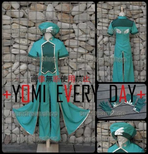 Men L (Syaoran Li Costume)
