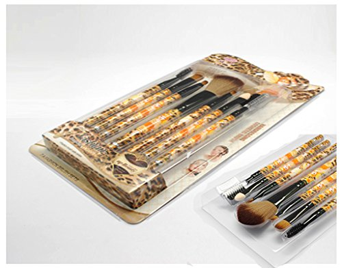 Set Brush 7 pcs pinceau pour maquillage