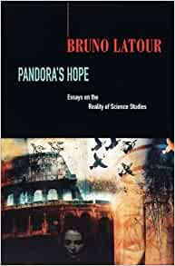 bruno latour essays on the reality of science studies