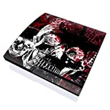 Blast Design Skin Decal Sticker For The Playstation 3 Ps3 Slim Console