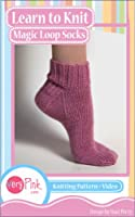 Learn to Knit Magic Loop Socks (English Edition)