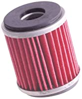 K&N KN-141 Motorcycle/Powersports High Performance Oil Filter from K&N
