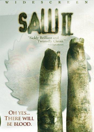 ხერხი 2 (ქართულად საშინელებათა ფილმი) - Saw II / Пила 2 (2005)