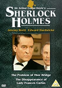 Sherlock Holmes: The Problem Of Thor Bridge/The Disappearance... [DVD]