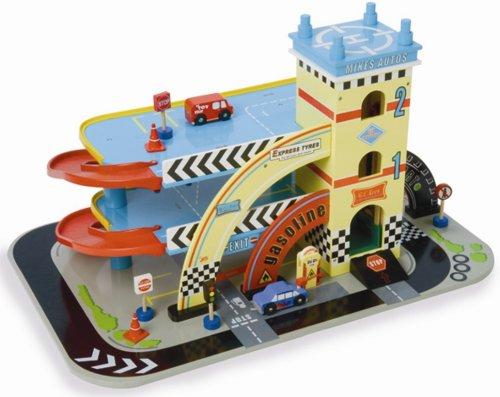 Le Toy Van Mike's Auto Garage kainų palyginimas