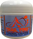 Trail Toes: Phenomenal Ultra-Extreme, Anti-Friction Foot and Body Cream (1)