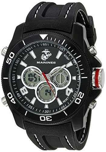 wrist-armor-mens-37100014-u-s-marine-corps-black-watch-with-rubber-band