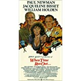 When Time Ran Out [VHS] ~ Paul Newman