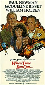 When Time Ran Out [VHS]