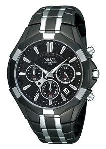 Pulsar Uhren Men's Quartz Watch Modern PT3289X1 with Metal Strap