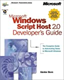 Microsoft Windows Script Host 2.0 developer