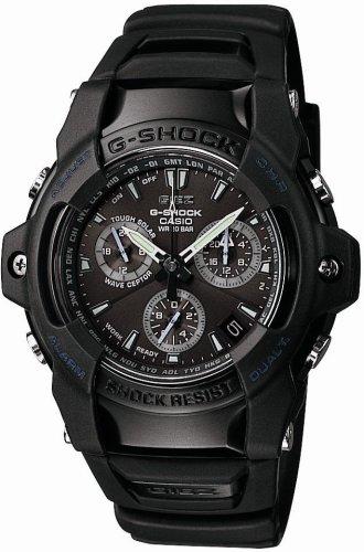 CASIO (カシオ) 腕時計 G-SHOCK GIEZ The G タフソーラー 電波時計 クロノグラフモデル GS-1000BJ-1AJF