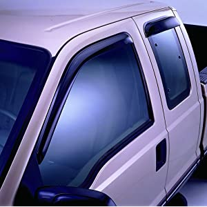 Auto Ventshade 94733 Ventvisor 4-Piece Smoke Window Visor