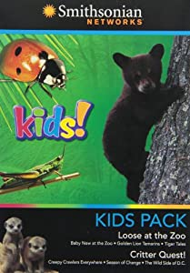 Smithsonian Kids Pack