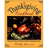 The Thanksgiving Cookbookby Holly Garrison