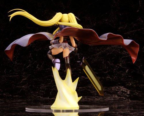 魔法少女リリカルなのはA's フェイト・テスタロッサ ( 1/8スケール PVC製 塗装済 完成品 )