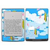 Diabloskinz Vinyl Adhesive Skin Decal Sticker for Amazon Kindle - Rainbows and Unicorns