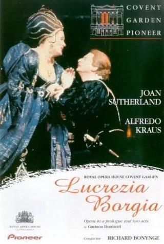 Donizetti: Lucrezia Borgia [DVD] [1980]